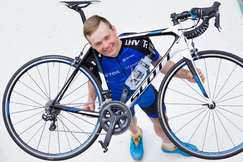VÄGEV: Eesti sportlane ohustab tänu üliedukale nädalale isiklikku rekordit