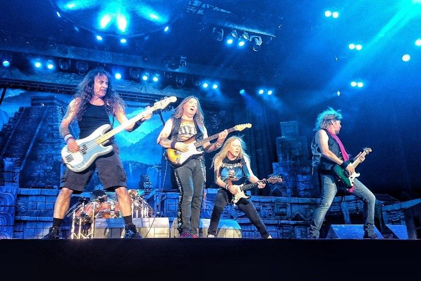 Hevibänd Iron Maiden kaebas kohtusse videomängu, mille nimi on neile pisut sarnane