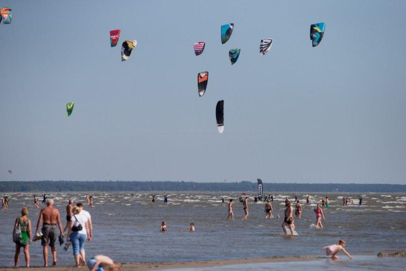 Laupäeval alustab Pärnus tööd rannavalve