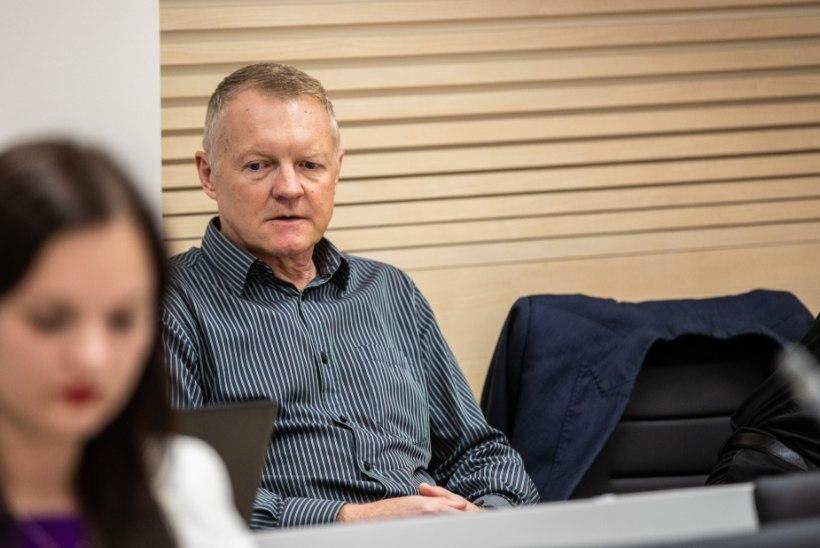 Kohus mõistis ärimees Õunapi süüdi Tallinna sadama eksjuht Ain Kaljurannale altkäemaksu andmises