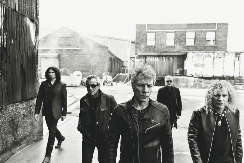 Bon Jovi fenomen – energilised ja mastaapsed kontserdid