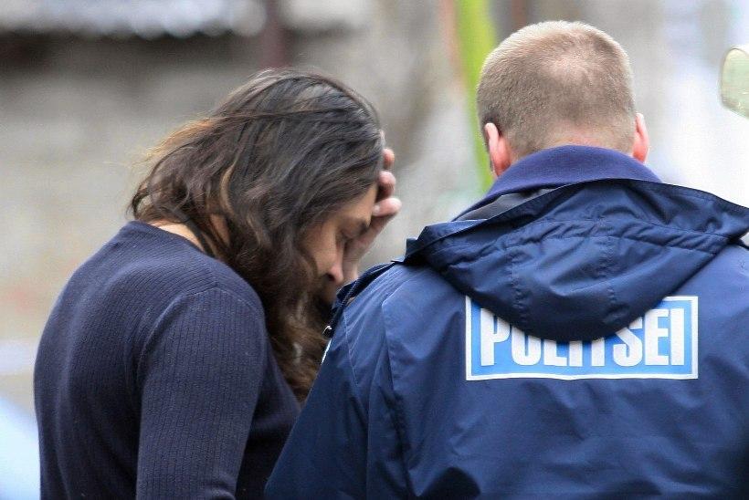 Tallinnas jäi auto alla 4aastane tüdruk