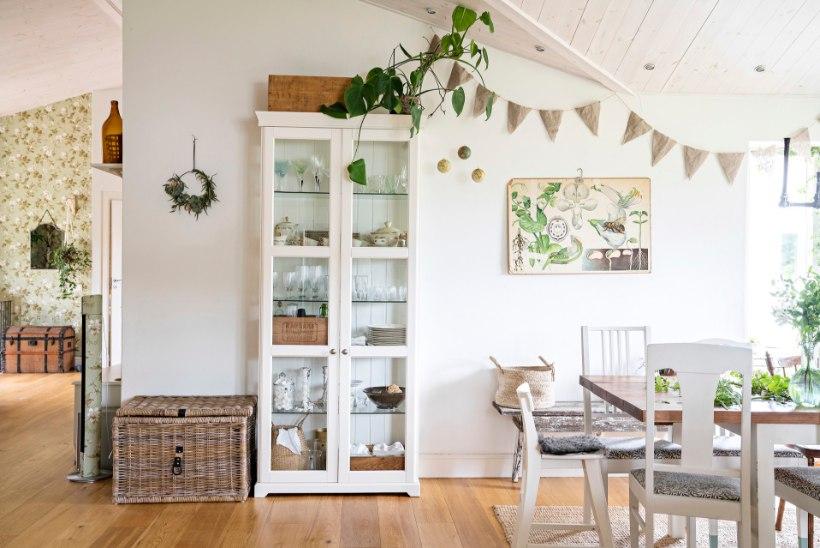 FOTOLUGU | Gotlandi kodu, kus armastatakse rohelist värvi ja mõtteviisi