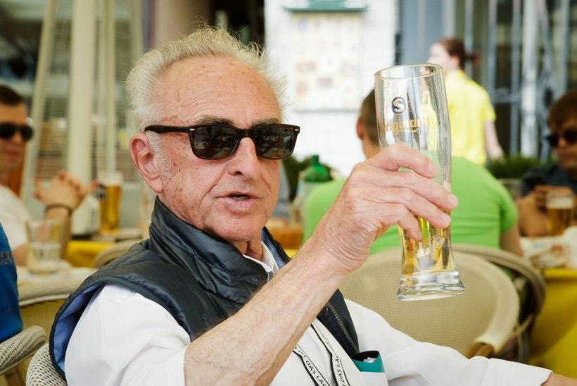 TÕUSUTEEL: pool liitrit õlut maksab Raekoja platsil pea üheksa eurot
