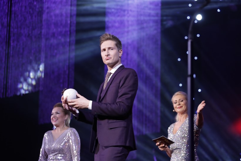 ÕL VIDEO | Aasta seksikaim mees Karl-Erik Taukar: arvan, et lapselapsi huvitab see auhind palju rohkem kui aasta meessaatejuht või popalbum
