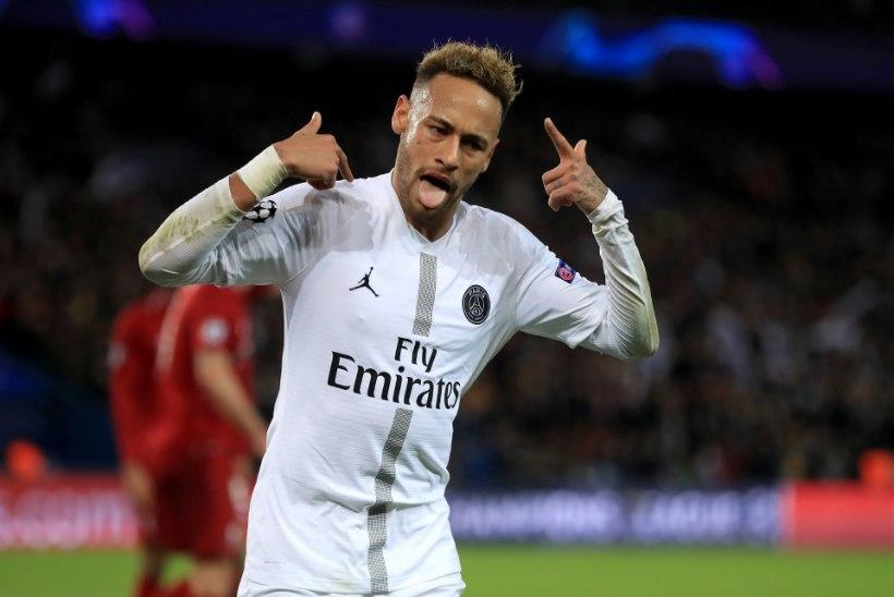 FOTOD | MIS OLEKS KUI... Neymar oli teismelisena ülilähedal Madridi Reali siirdumisele