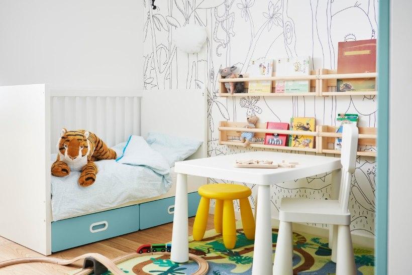 Как обеспечить безопасность в детской комнате?