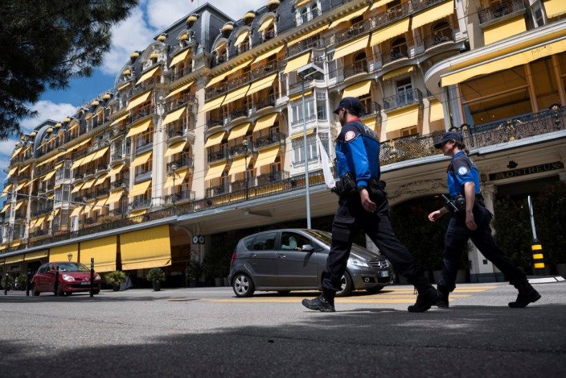 VANDENÕUTEOREETIKUD ÄREVIL: maailma varivalitsuseks peetav Bilderbergi grupp koguneb Šveitsis, kohale läheb ka Jüri Ratas