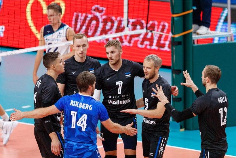 Eesti on lähedal 2021. aasta võrkpalli EM-finaalturniiri korraldamisele, kuid korvpallurid võivad plaanile vee peale tõmmata
