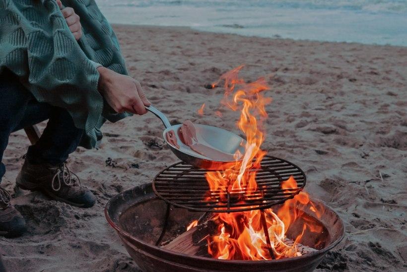 Õnnetus ei hüüa tulles – kuidas turvaliselt grillida