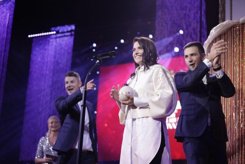 ÕL VIDEO | Aasta meelelahutajad Robert Rool, Jüri Butšakov ja Piret Laos: selline auhind on uskumatu!