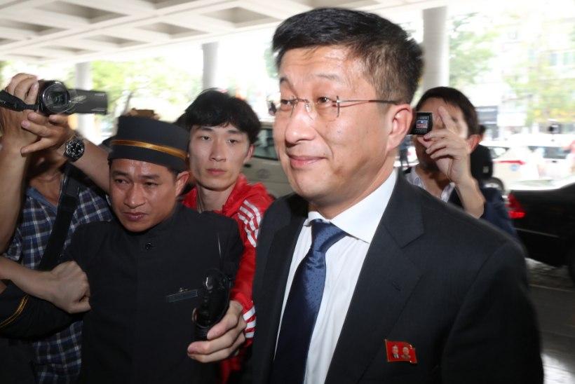 KÕLAKAS: Põhja-Korea võimud hukkasid läbirääkimistel ebaõnnestunud ametniku
