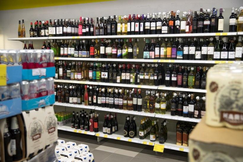 С завтрашнего дня вступят в силу ограничения на демонстрацию ассортимента алкоголя на продажу