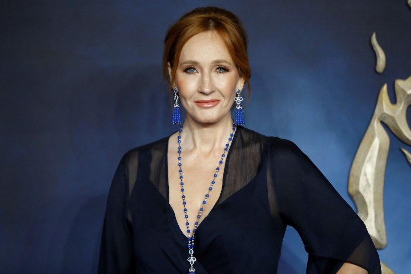 J. K. Rowling annab välja neli uut võlukunstiraamatut
