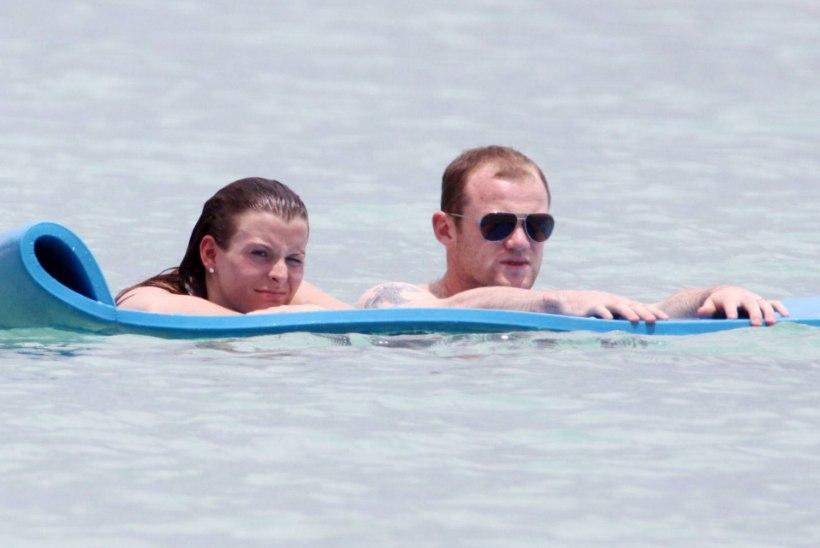 Rooney nutu- ja seksiskandaal jätkub! Sõber nimetas ründetähte idioodiks
