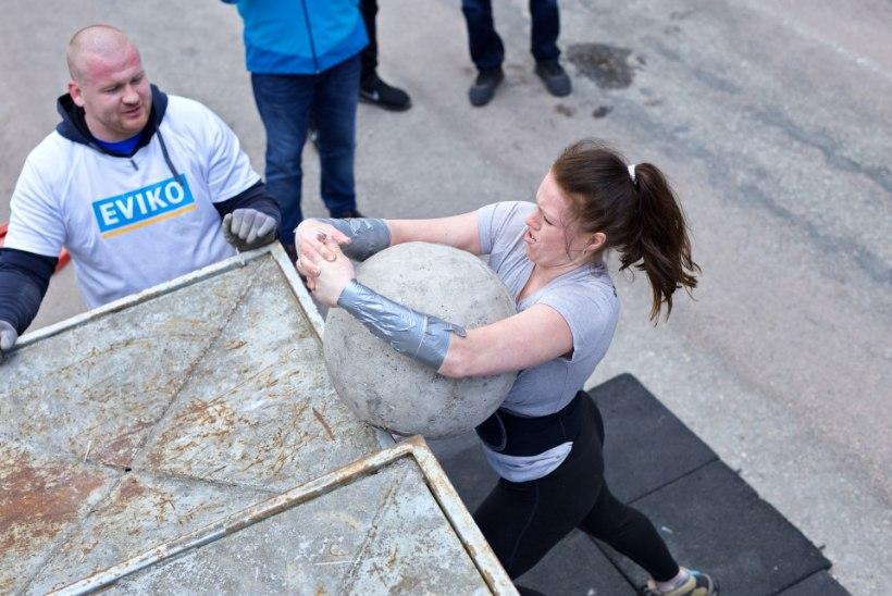 GALERII   Rammunaiste stiilinäide! Elvas selgus, kes on Lõuna-Eesti kõige tugevamad inimesed