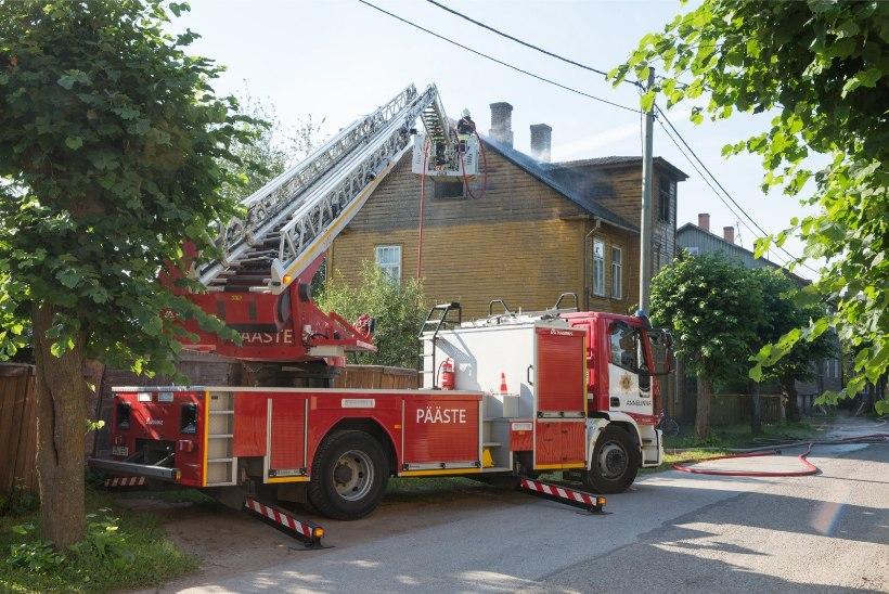 MÄLUMÄNG | 10 küsimust tuletõrjujatest