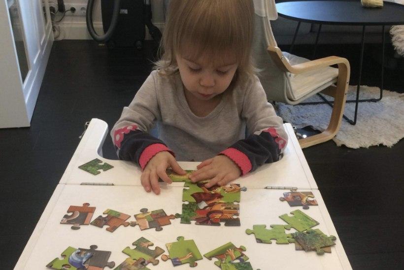 MARILYN JURMANI BLOGI | Mõni kaheaastane räägib täislausetega, aga Rumi ei ütle veel oma nimegi