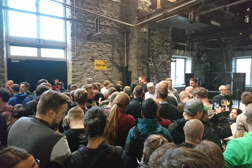 ARVUSTUS | Kui mehed* pääsesid kommipoodi. Mõtteid Tallinna käsitööõlle festivalilt