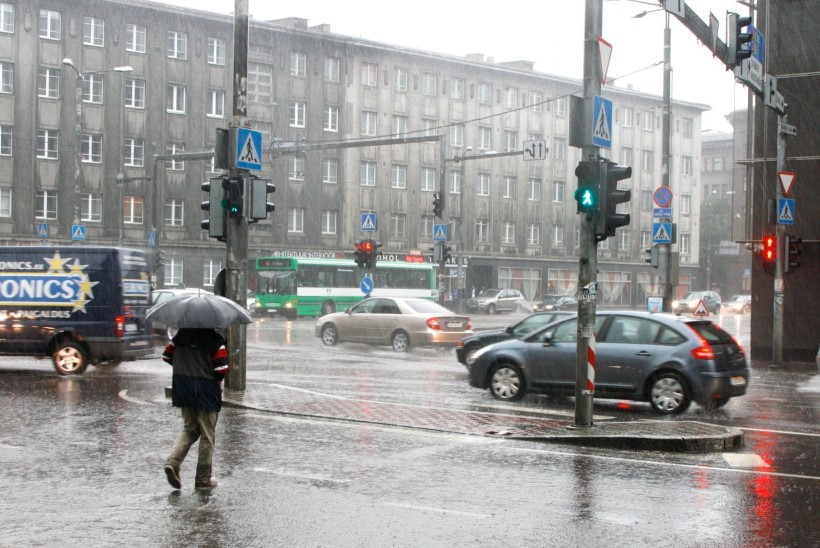 Vihma või päikest? Mida lubab ilmateade algavaks nädalaks?