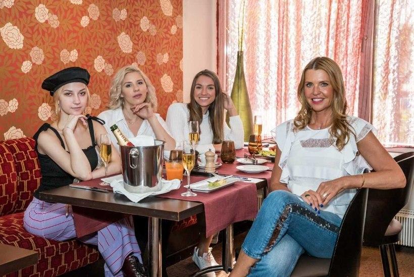 HOMMIKUSÖÖK STAARIGA | La La Ladies võib transformeeruda uueks tüdrukutebändiks INDIKE?