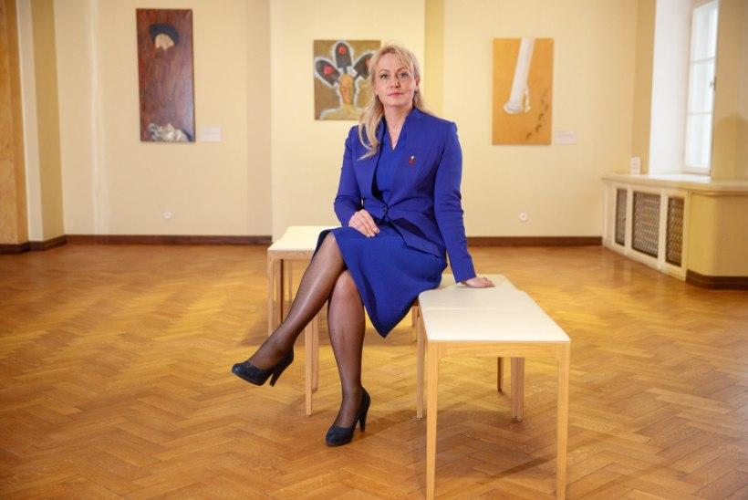 Rahvastikuminister Riina Solman: riik ei roni inimeste magamistuppa