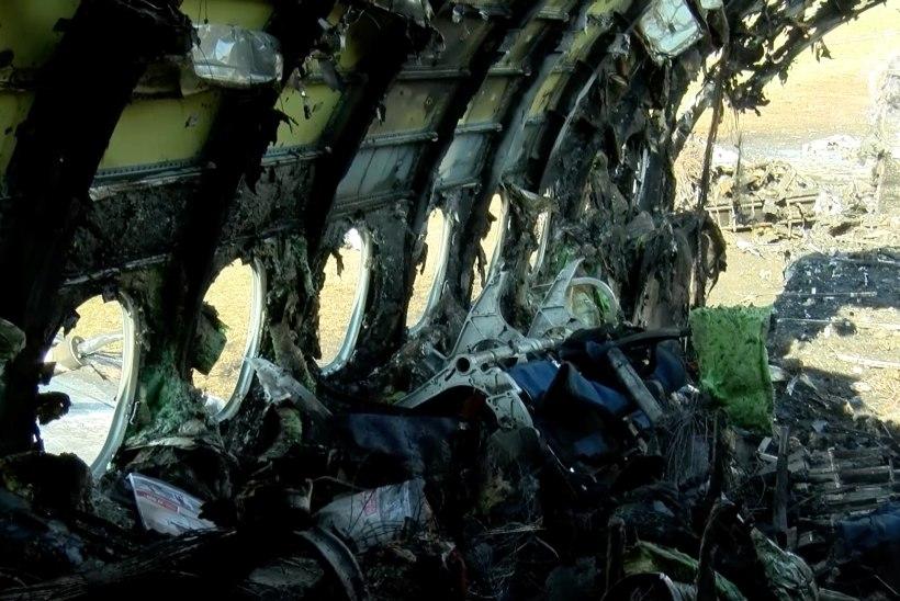 Stjuardess: pidin reisijaid kraedpidi põlevast lennukist välja viskama!