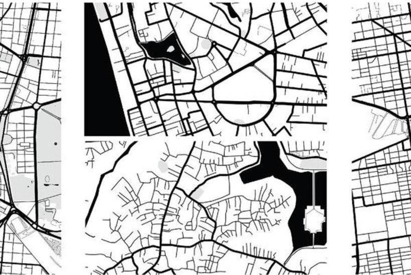 Pane seinale postrid maailma pealinnadest!
