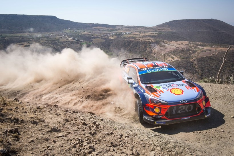 Rally Estonia korraldajad hõiskasid välja järjekordse WRC-sõitja nime