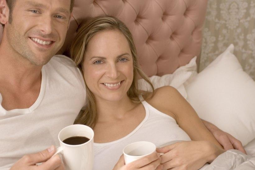 TÕUSE JA SEKSI! 4 põhjust, miks hommik on naudinguks parim aeg