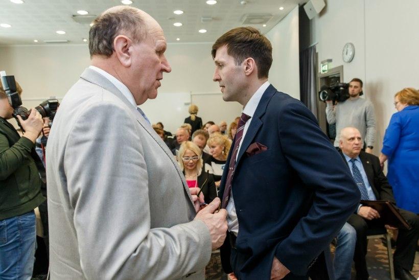 Kaugel on EKRE uue ministrikandidaadi otsing?