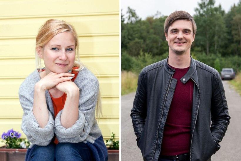 """""""Padjaklubi"""" Katariina Ratasepp ja ajakirjanik Taavi Libe punuvad ühist pesa"""