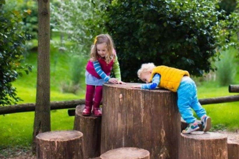 Kuidas teha lastele õuesolek põnevaks, kuid samas turvaliseks?
