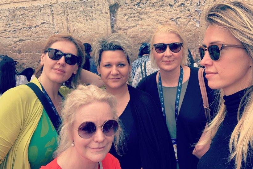 FOTOD | Eesti eurodelegatsioon olukorrast Iisraelis: alguses oli hirmus, aga suursaadik kinnitas, et ohtu pole