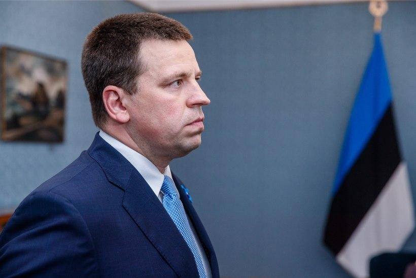 Reformierakond kutsus Jüri Ratase debatile, peaminister nõustus