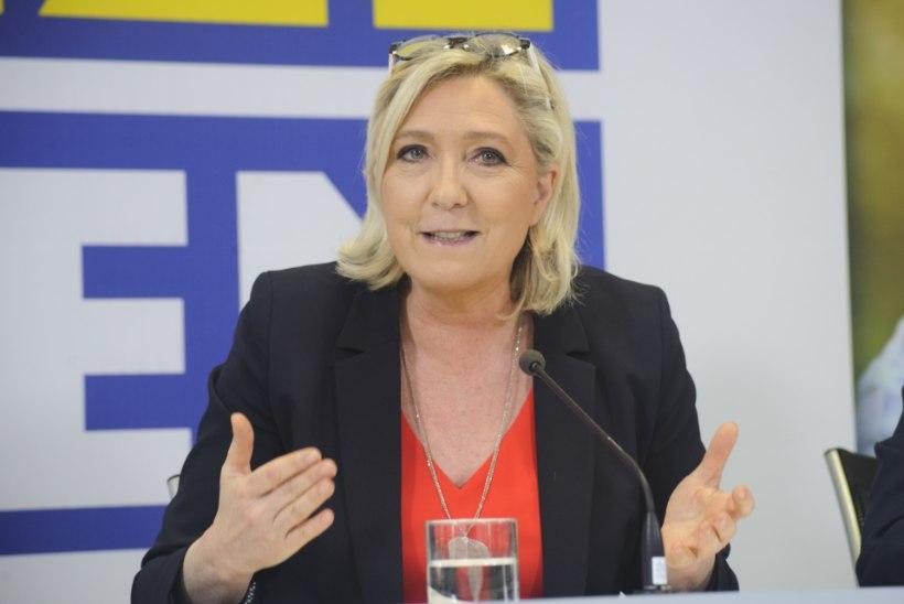Marine Le Pen tuleb Eestisse! Kes ta on ja mida ta tahab?