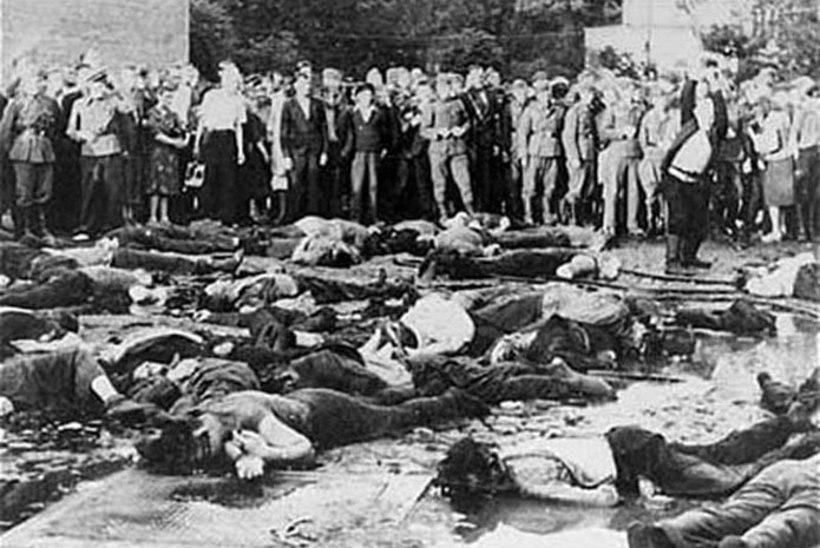 MINEVIKUHETK | 7. mai: natsid keelasid Leedu juutide getos sünnitamise