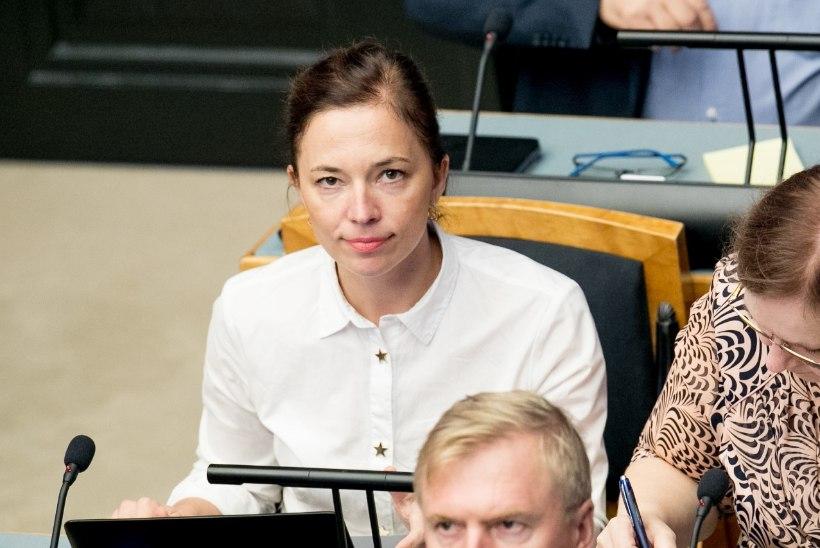 Riigikogus moodustati lähisuhtevägivalla ohvrite toetusrühm, mida hakkab juhtima Liina Kersna