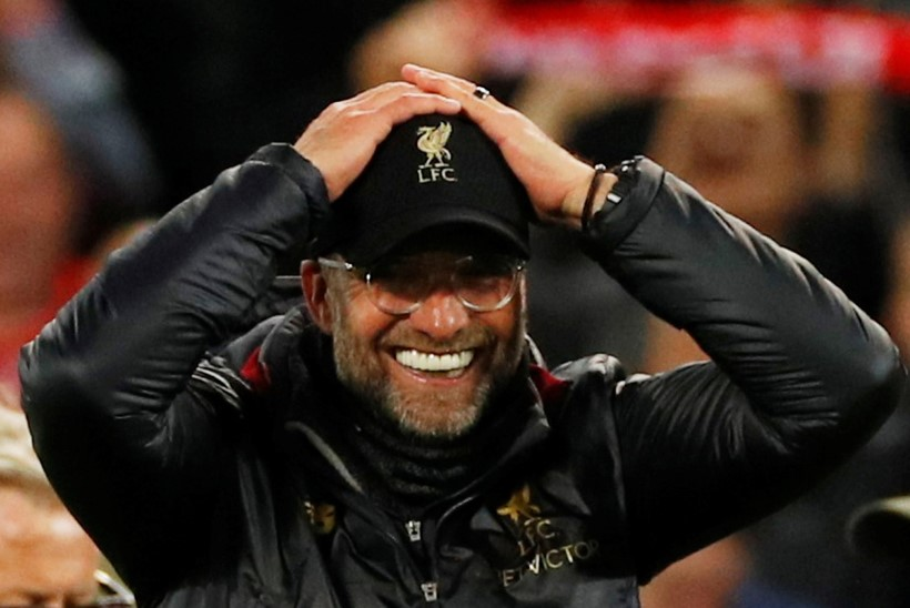 Liverpooli peatreener on hämmingus: ma ei tea, kuidas mängijad sellega hakkama said