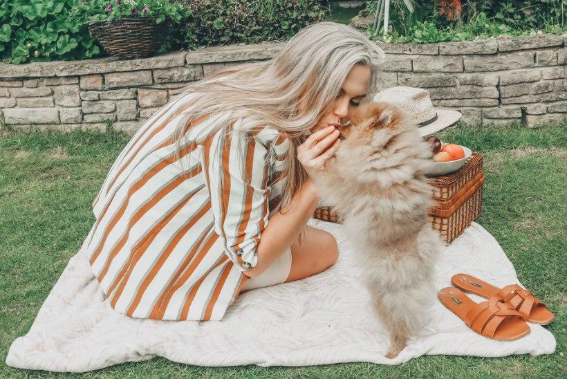 FOTOD | Madli Vilsar võttis kutsika: tema truu ja soe olemus muudavad kõik päevad lihtsalt nii palju paremaks