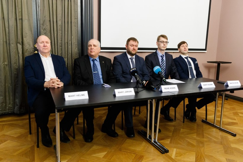 EKRE lükkab edasi ministrikandidaadi nime avalikustamise
