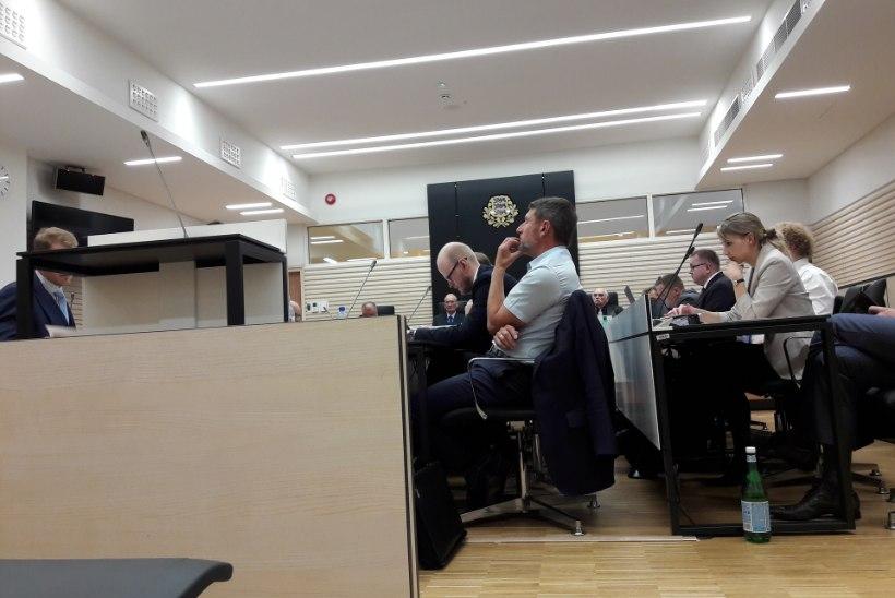 Tallinna Sadama juhtide altkäemaksuprotsess jõudis sisulise aruteluni