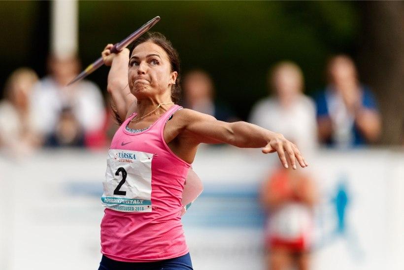 Eesti parim naisodaviskaja käis Soomes tööl, nüüd hakkab jahtima MM-piletit