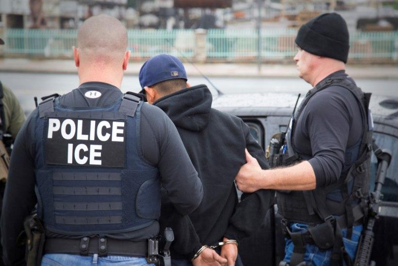 KIBESTUNUD MEES: ameeriklane pakkus immigratsiooniametnikule pistist, et oma naine riigist välja saata