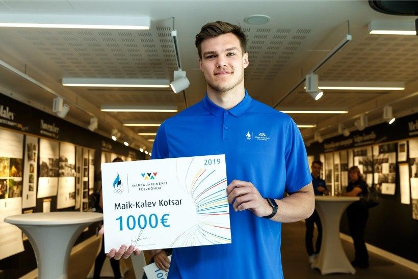 Maik-Kalev Kotsar nigelast aastast: motivatsioonipuudust polnud, aga vaimne pool jäi nõrgaks