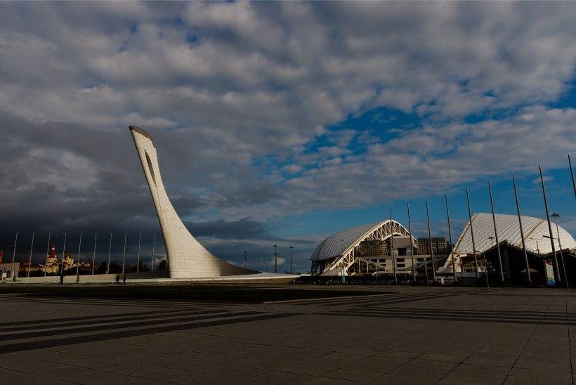 GALERII   ÕL SOTŠIS: vaata, kuidas olümpialinn on viie aastaga muutunud