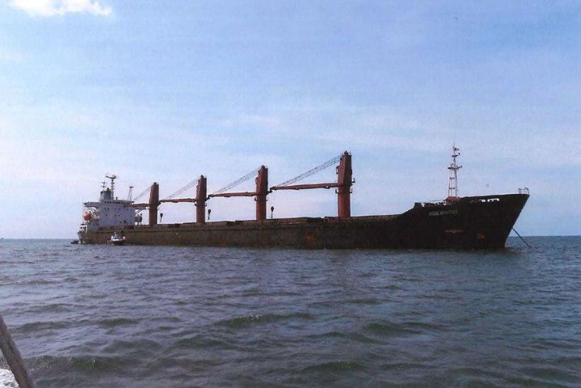 USA võimud konfiskeerisid salaja sütt vedanud Põhja-Korea laeva
