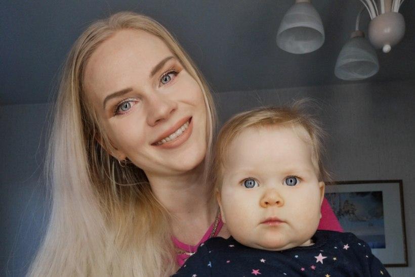 Helen Kõpp: lootsin, et arstid ja ämmaemandad õpetavad rohkem, kuidas beebiga toime tulla
