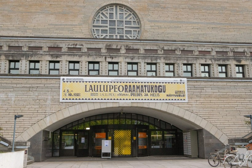 GALERII | Laulupeoraamatukogu avas uksed
