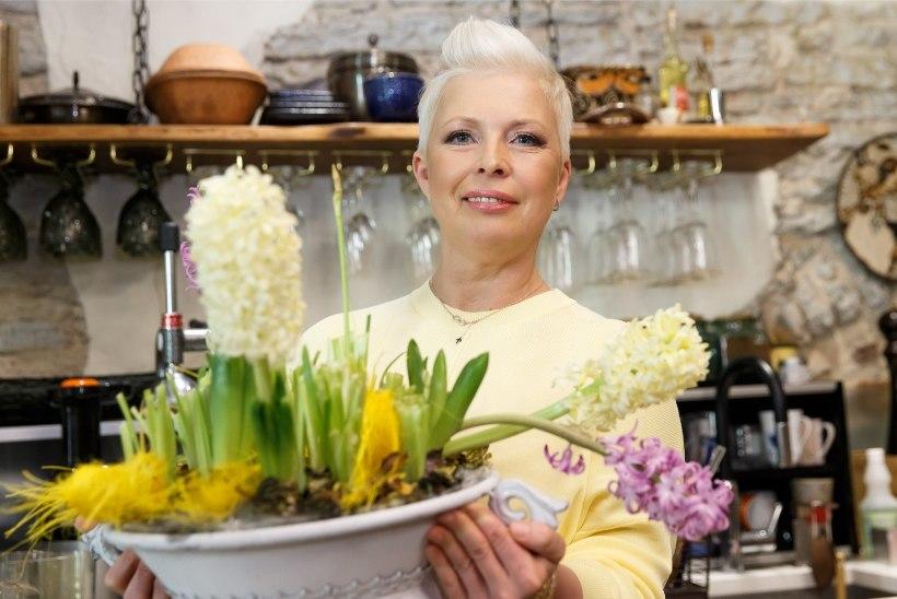 Evelin Ilves räägib emadepäeval Kihnu saarel toidust!